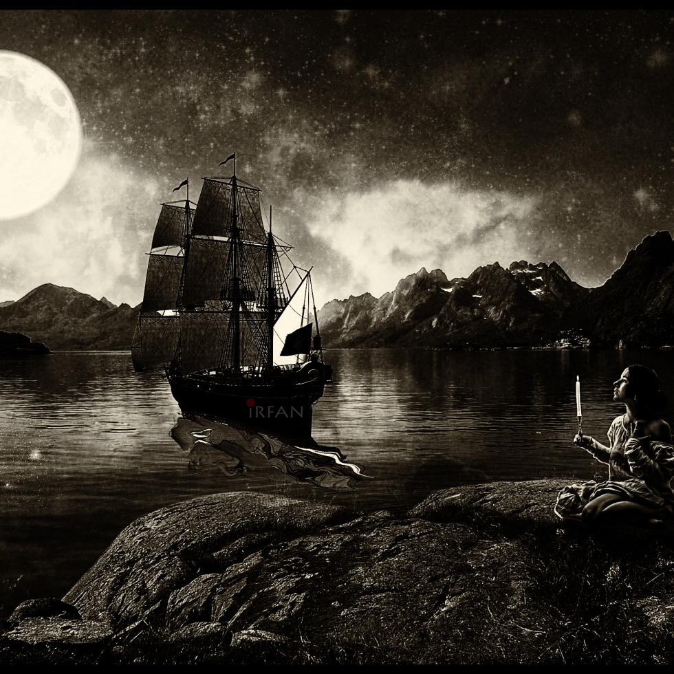 Mystic night final pirate ship waiting