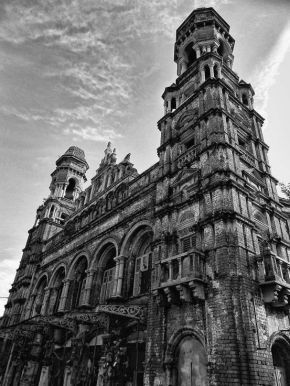 The Old LIC building on mount road, Chennai.