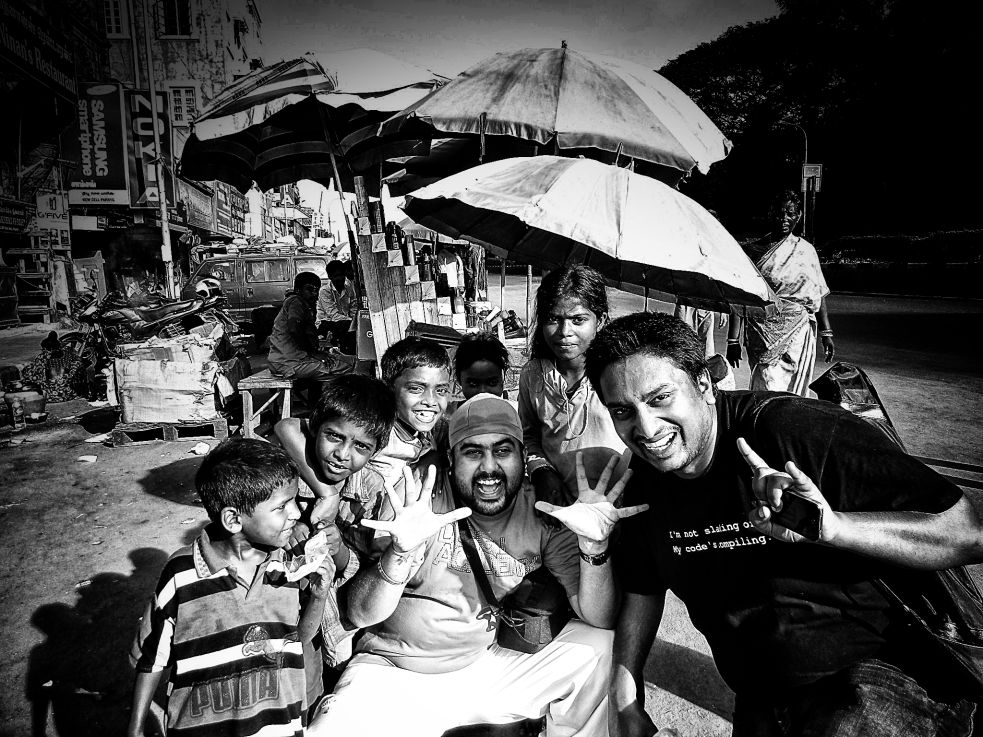 street kids fun