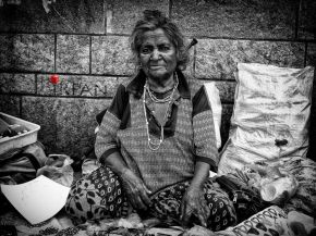 oldlady petty vendor wordpress