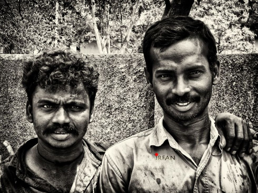 brothers in arms, black and white, portraits, irfan hussain, thereddotman, irfan, hussain