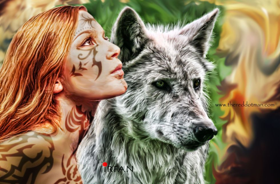 wolf princess final logo wordpress