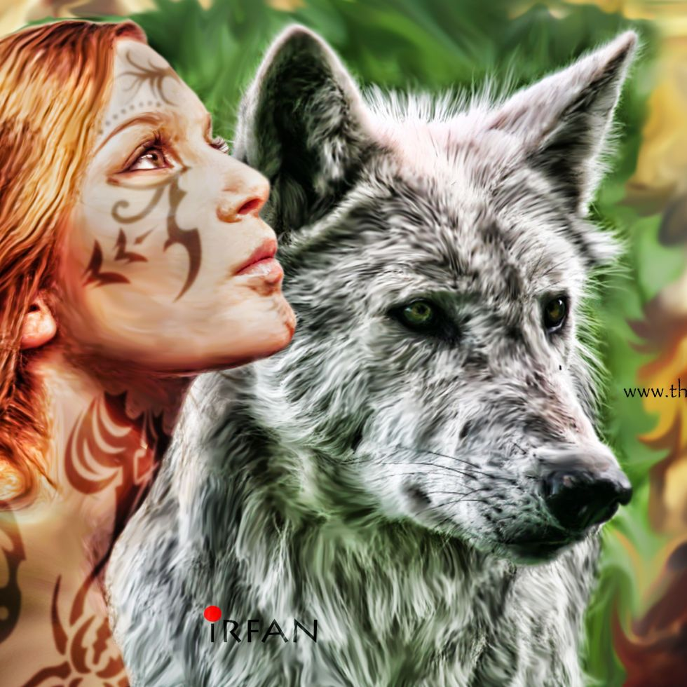 wolf princess final logo wordpress