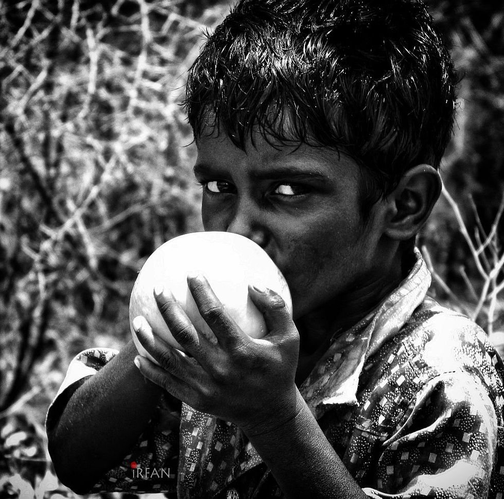 kid eating fruit wordpress