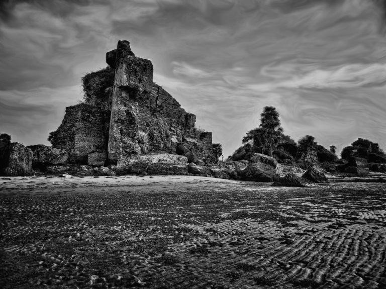 alamparai fort wall destroyed by tsunami wordpress