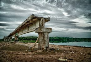 broken bridge besant nagar wordpress