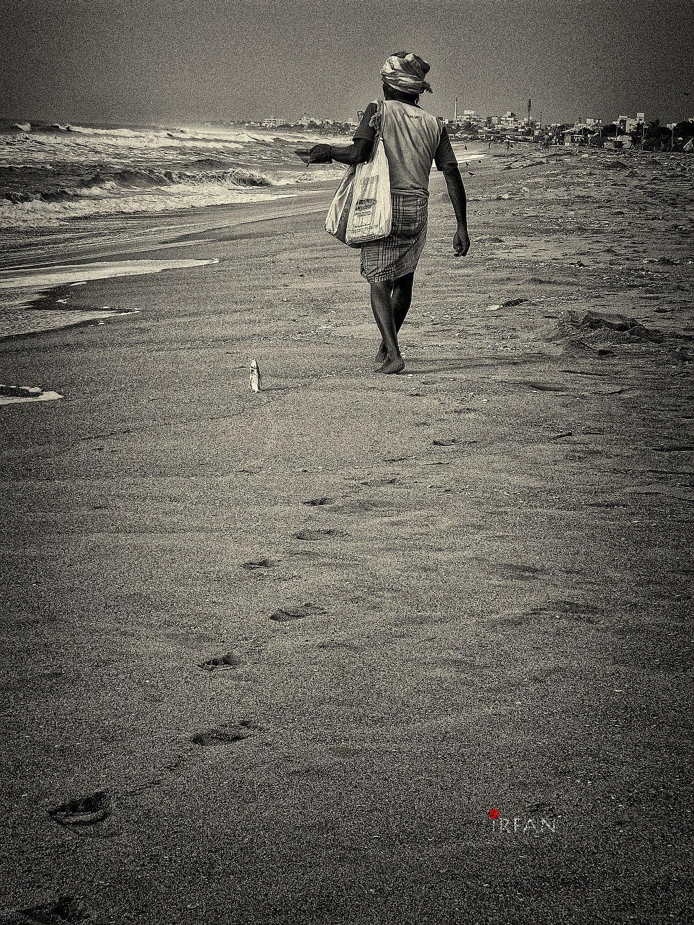 broken bridgefisher man walking away wordpress