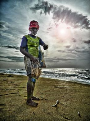 rajendar singh fisherman besant nagar beach wordpress