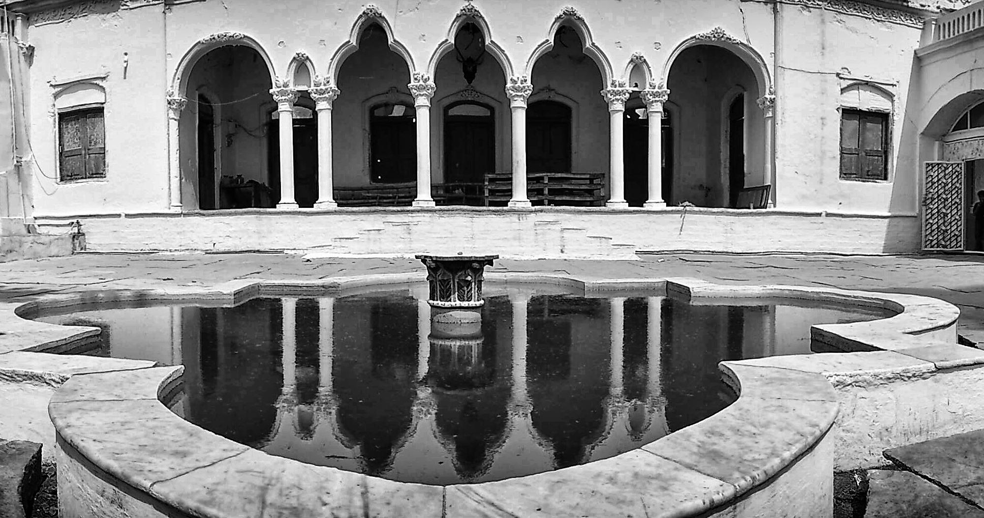 Ainak Mahal - Baiganpalli Irfan hussain thereddotman