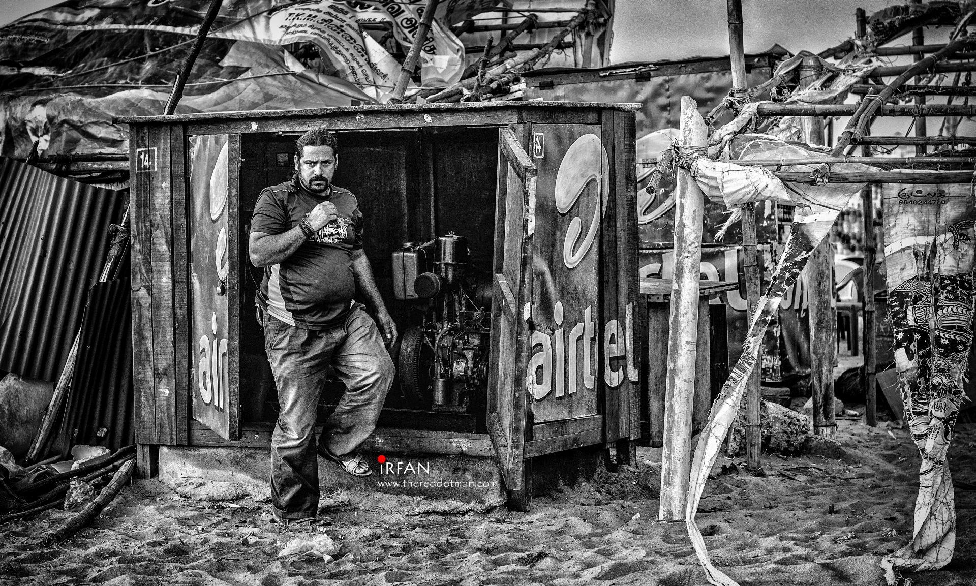 Motor Operator Photography Blog Of Irfan Hussain