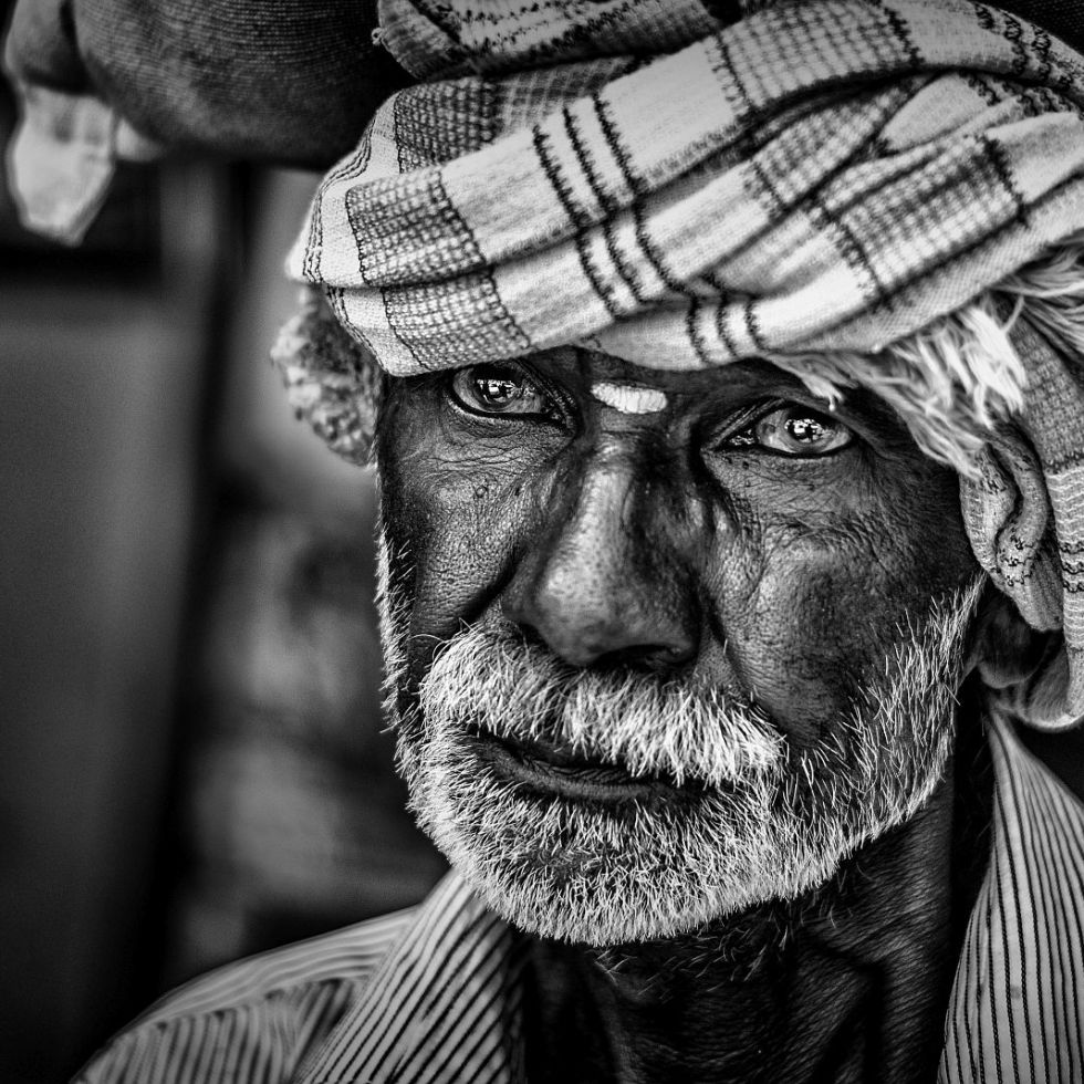 old man irfan hussain thereddotman srirangapatna