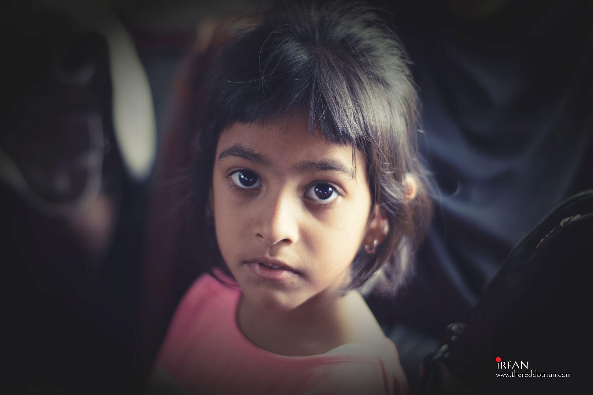 Anum, my niece.